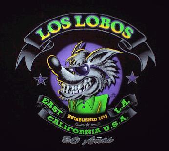Los Lobos Tour Setlist